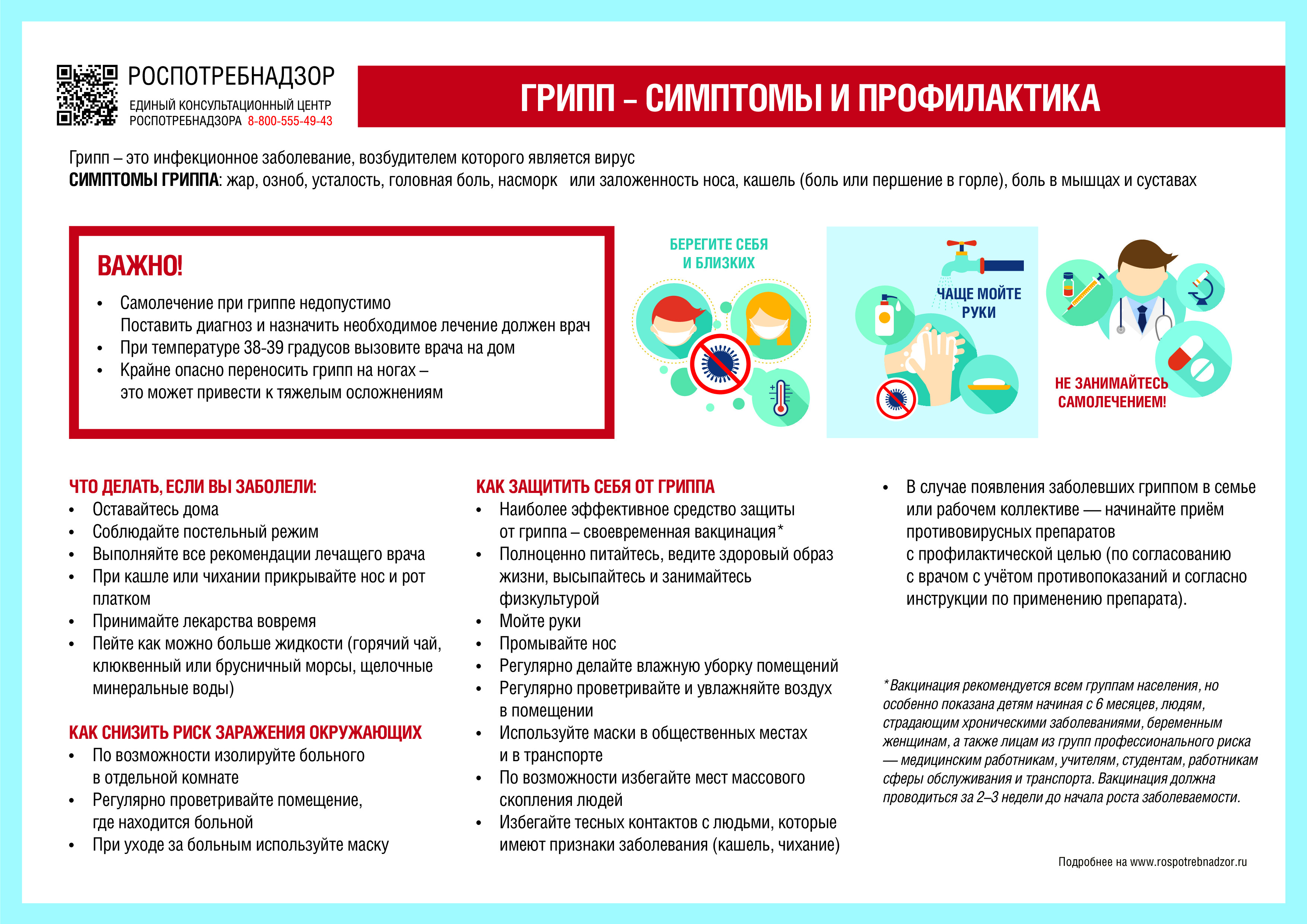 Профилактика гриппа-1